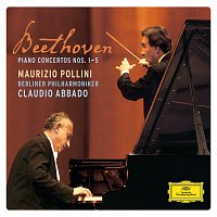 Maurizio Pollini, Alexander Lonquich, Ilya Gringolts, Mario Brunello – Beethoven: The Piano Concertos; Concerto for Piano, Violin & Cello op.56