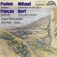 Pražské dechové kvinteto, Josef Hála – Poulenc, Milhaud, Ibert, Francaix : Moderní francouzská hudba pro dechy
