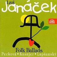 Přední strana obalu CD Janáček: Balady