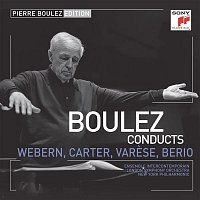 Pierre Boulez, Anton Webern – Pierre Boulez Edition: Webern, Varese & Berio