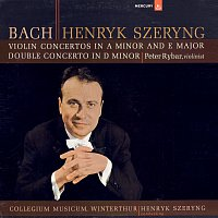 Henryk Szeryng, Collegium Musicum Winterthur – Bach, J.S.: Violin Concertos Nos. 1 & 2; Double Concerto