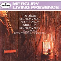"Detroit Symphony Orchestra, Paul Paray – Dvorák: Symphony No. 9 ""From the New World""/Sibelius: Symphony No. 2"
