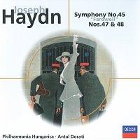 Philharmonia Hungarica, Antal Dorati – Haydn: Symphonies Nos.45,47 & 48