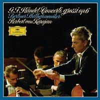 Leon Spierer, Michel Schwalbé, Hanns-Joachim Westphal, Ottomar Borwitzky – Handel: Concerti grossi Op.6
