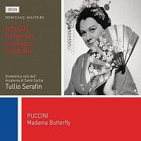Renata Tebaldi, Carlo Bergonzi, Enzo Sordello, Tullio Serafin – Puccini: Madama Butterfly