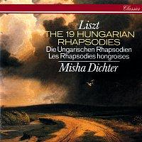 Misha Dichter – Liszt: Complete Hungarian Rhapsodies