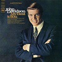 John Davidson – My Best to You