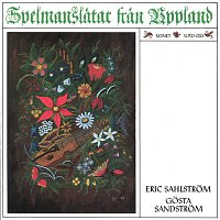 Přední strana obalu CD Spelmanslatar fran Uppland