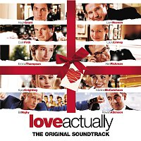 Přední strana obalu CD Love Actually [International Version - EU]