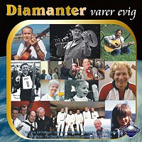 Přední strana obalu CD Diamanter - Diamanter Varer Evig