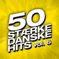 Various Artists.. – 50 Starke Danske Hits (Vol. 6)