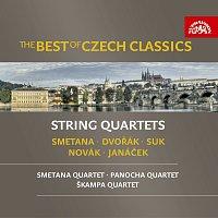 Různí interpreti – The Best of Czech Classics - Smetana, Dvořák, Janáček: Smyčcové kvartety
