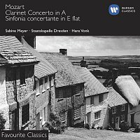Sabine Meyer, Staatskapelle Dresden, Hans Vonk – Mozart: Clarinet Concerto in A Major K622/Sinfonia concertante in E flat Major K297b