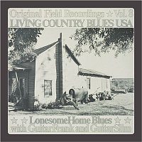 Guitar Frank – Living Country Blues USA Vol. 8 - Lonesome Home Blues