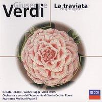 Renata Tebaldi, Gianni Poggi, Aldo Protti, Francesco Molinari-Pradelli – Verdi: La traviata (highlights)
