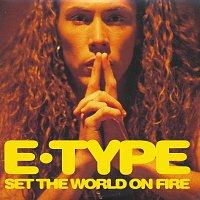 Přední strana obalu CD Set The World On Fire