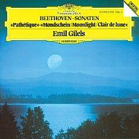 "Emil Gilels – Beethoven: Piano Sonatas Nos.8 ""Pathétique"", 13 & 14 ""Moonlight"""