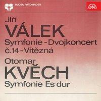 "Válek: Symfonie - dvojkoncert č. 14 ""Vítězná"", Kvěch: Symfonie Es dur"