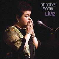 Přední strana obalu CD Phoebe Snow Live