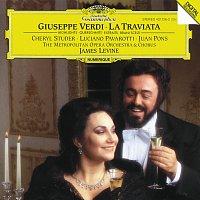 Juan Pons, Sondra Kelly, Cheryl Studer, Luciano Pavarotti, James Levine – Verdi: La Traviata - Highlights