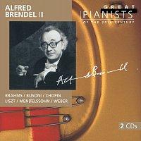Claudio Abbado, Alfred Brendel, Bernard Haitink, Berliner Philharmoniker – Alfred Brendel III (Great Pianists of the 20th Century Vol.14)
