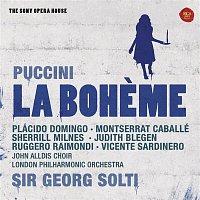 Plácido Domingo, Montserrat Caballé, Sir Georg Solti, Giacomo Puccini – Puccini: La Boheme - The Sony Opera House