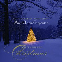 Přední strana obalu CD Come Darkness, Come Light: Twelve Songs of Christmas