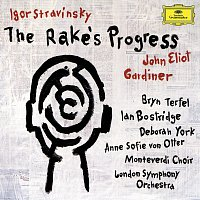 London Symphony Orchestra, John Eliot Gardiner – Stravinsky: The Rake's Progress [2 CD's]