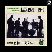 Various Artists.. – Suomalainen Jazz - Finnish Jazz 1929 - 1959 Vol 3 (1948 - 1959)