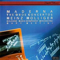 Heinz Holliger, Kolner Rundfunk Sinfonie Orchester, Gary Bertini – Maderna: Oboe Concertos Nos. 1-3