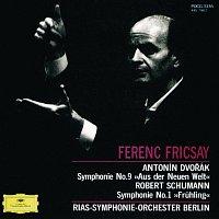 "RIAS Symphony Orchestra Berlin, Ferenc Fricsay – Dvorak: Symphony No.9 ""From The New World"" / Schumann: Symphony No.1"