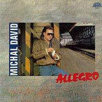 Přední strana obalu CD Allegro
