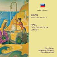 Ernest Ansermet, Ellen Ballon, Jacqueline Blancard, London Symphony Orchestra – Chopin: Piano Concerto No. 2 / Ravel: Piano Concerto For The Left Hand