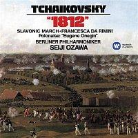 Seiji Ozawa – Tchaikovsky: 1812, Slavonic March, Francesca da Rimini & Polonaise from Eugene Onegin