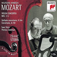 Isaac Stern, Alexander Schneider, Wolfgang Amadeus Mozart, English Chamber Orchestra – Mozart: Violin Concertos No. 1 - 5, Sinfonia Concertante, Concertone