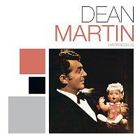Přední strana obalu CD Happiness Is Dean Martin