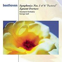 "George Szell – Beethoven: Symphony No. 1; Symphony No. 6 ""PastoralE""; Egmont Overture"
