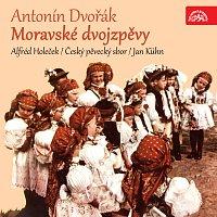 Přední strana obalu CD Dvořák: Moravské dvojzpěvy
