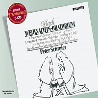Helen Donath, Marjana Lipovsek, Peter Schreier, Eberhard Buchner, Robert Holl – Bach, J.S.: Christmas Oratorio [3 CDs]