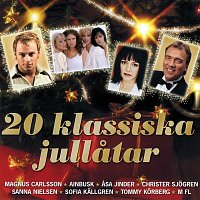 Various Artists.. – 20 Klassiska Jullatar