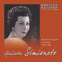 Giulietta Simionato, Argeo Quadri, Mario Rossi, Fernando Previtali, Arturo Basile – Giulietta Simionato - Portrait of a Legend