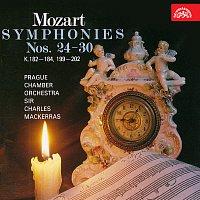 Pražský komorní orchestr, Charles Mackerras – Mozart: Symfonie č. 24-30