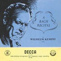 Wilhelm Kempff – Kempff plays Bach