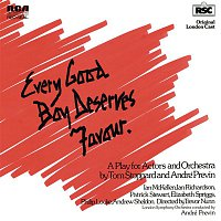 André Previn, Philip Locke, Ian McKellen, Ian Richardson, Andrew Sheldon, Elizabeth Spriggs, Patrick Steward, London Symphony Orchestra – Previn: Every Good Boy Deserves Favour (Remastered)