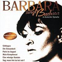 Barbara – Barbara Singt Barbara In Deutscher Sprache