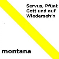 Various  Artists – Servus, Pfuat Gott und auf Wiederseh'n