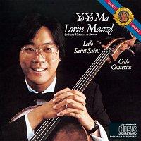 Yo-Yo Ma, Lorin Maazel, L'Orchestre National De France, Édouard Lalo, Orchestre National de France – Saint-Saens, Lalo: Cello Concertos