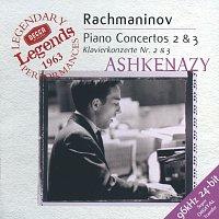 Vladimír Ashkenazy, Moscow Philharmonic Symphony Orchestra, Kirill Kondrashin – Rachmaninov: Piano Concertos Nos.2 & 3