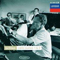 Přední strana obalu CD Britten: Cello Suites 1 & 2; Sonata for Cello and Piano
