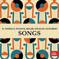 Il Tedesco, Franck, Reger, Strauss, Schubert: Písně – Písně